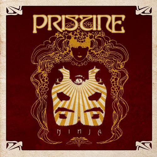 Pristine Ninja Album Cover