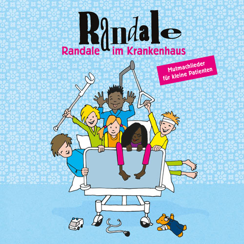 Randale - Randale im Krankenhaus Cover