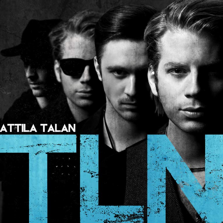 Attila Talan TLN CD Cover