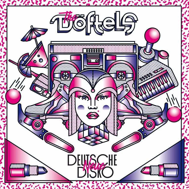 The Dîftels_Neue Deutsche Disko