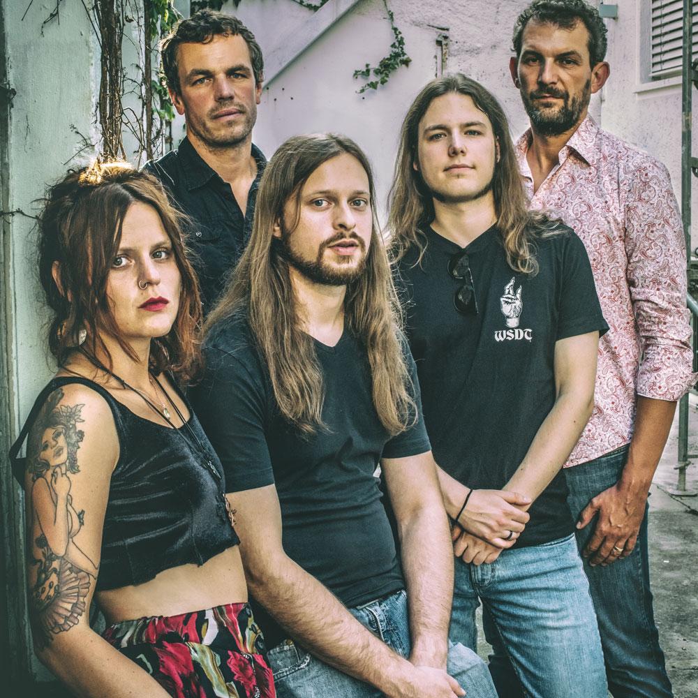 Bild von UliZrenner Wolkenstein Bandfoto