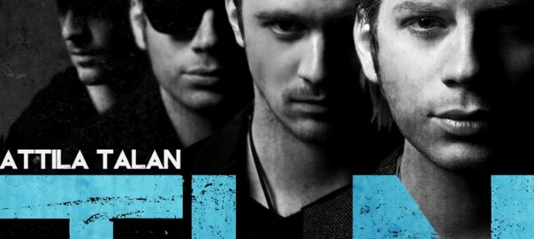 Attila Talan TLN CD Cover